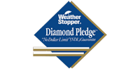 Weather Stopper Diamond Pledge logo image