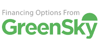 GreenSky financing options logo image